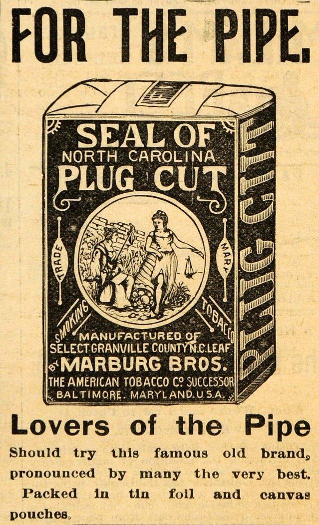 plug tobacco
