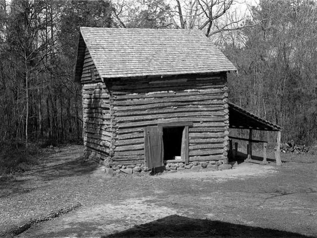 tobacco barn 1