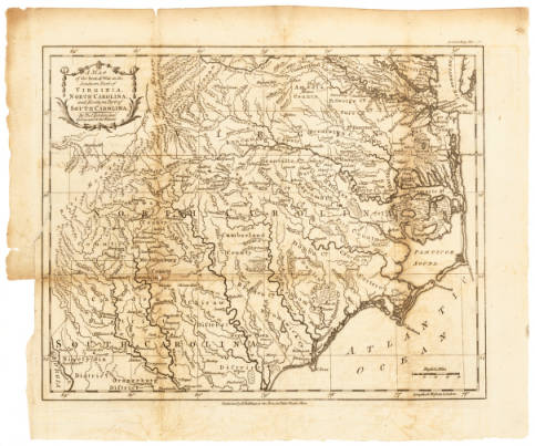 18th Century Pioneers Of Stokes County Nc Piedmont Trails