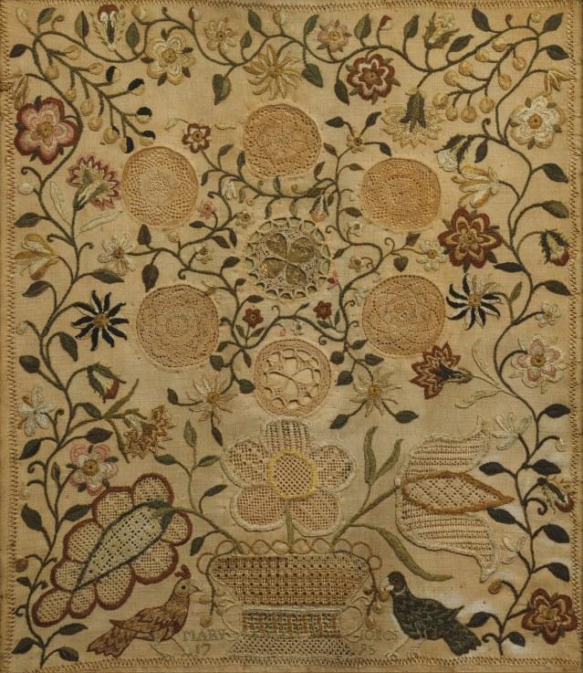 18th century needlework