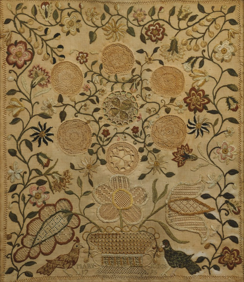 18th century needlework