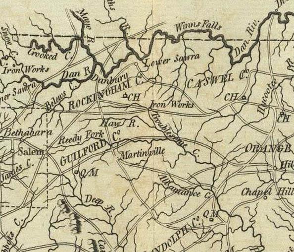 1795 rockingham