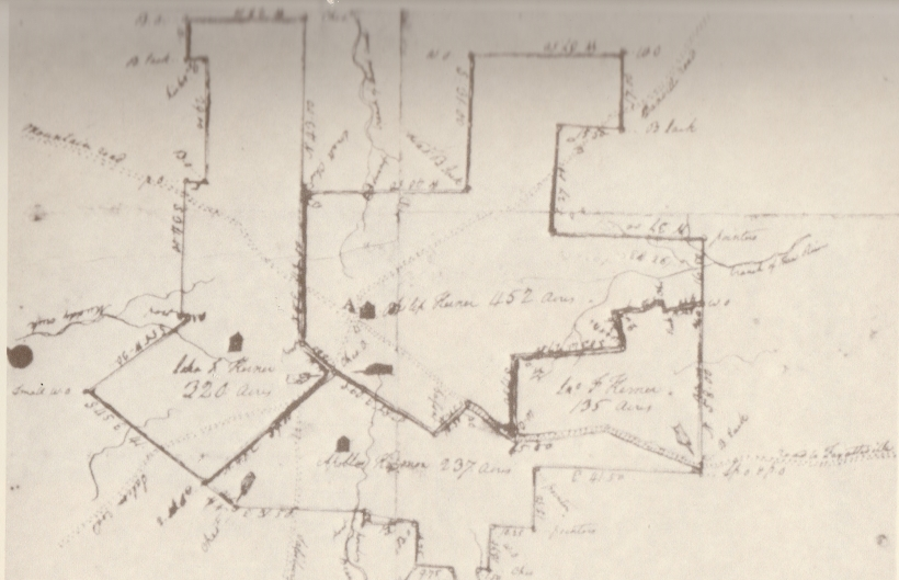kernersville map