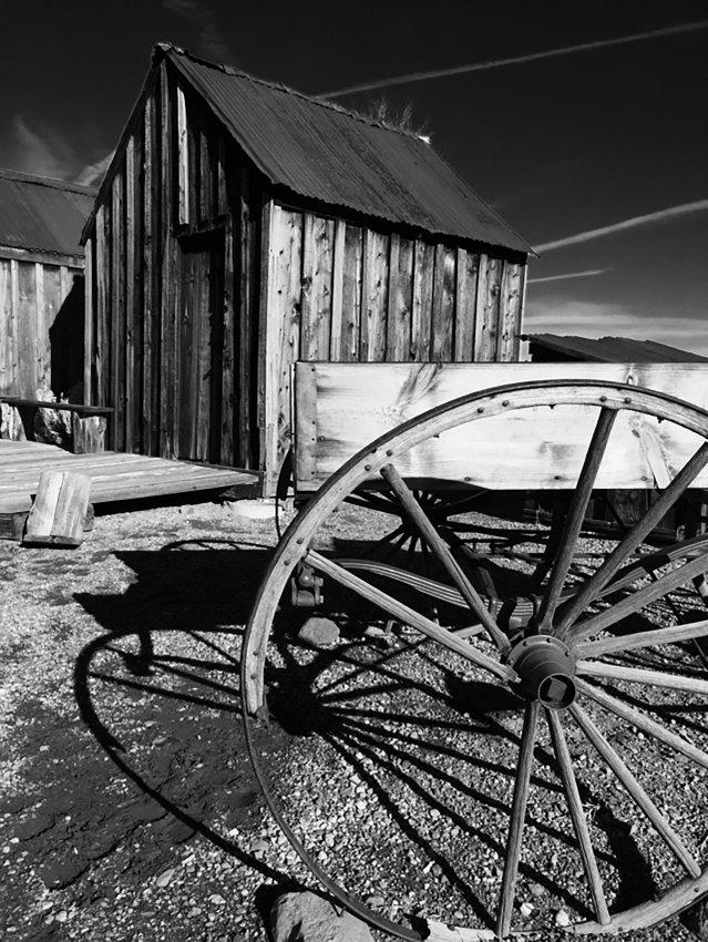 wagon wheel 333