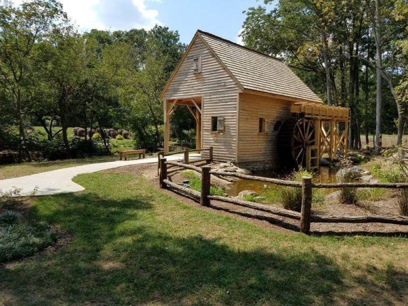 caldwell log park