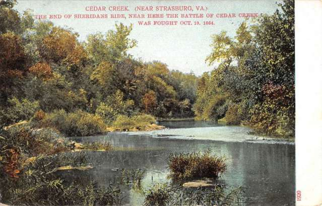 cedar creek November blog