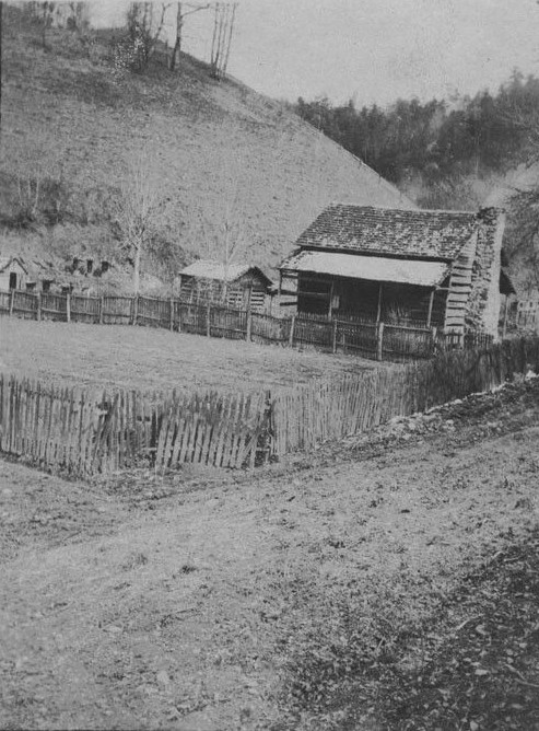 Early Settlers of Ashe County, NC